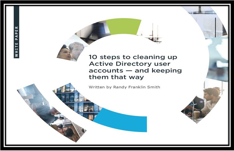 10 steps to cleaning up Active Directory