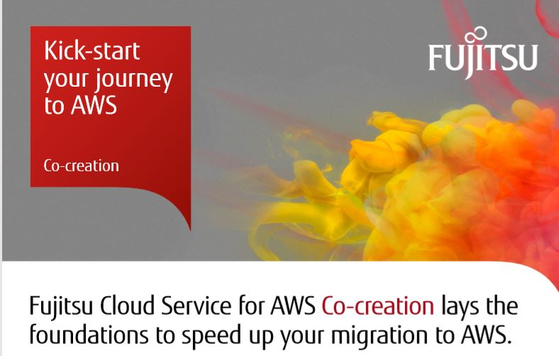 Fujitsu Cloud Service for AWS Co creation lays the foundations to speed up your migration to AWS