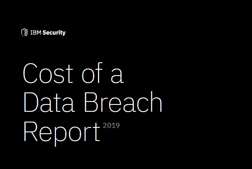 2019 Cost of Data Breach Study - Global Overview