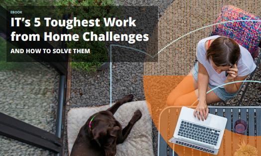 5 Biggest WFH Challenges