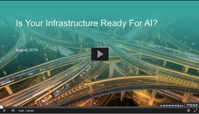 Aberdeen Webinar Is your Infrastructure ready for AI