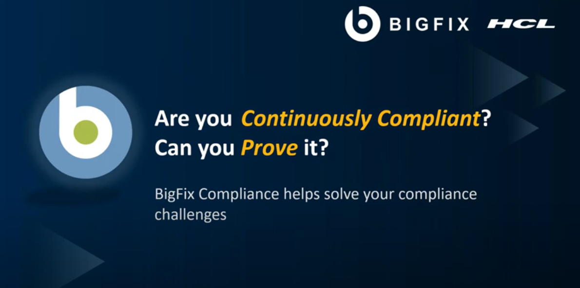 Are You Continuously Compliant Can You Prove It