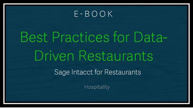 Best Practices for Data-Driven Restaurants