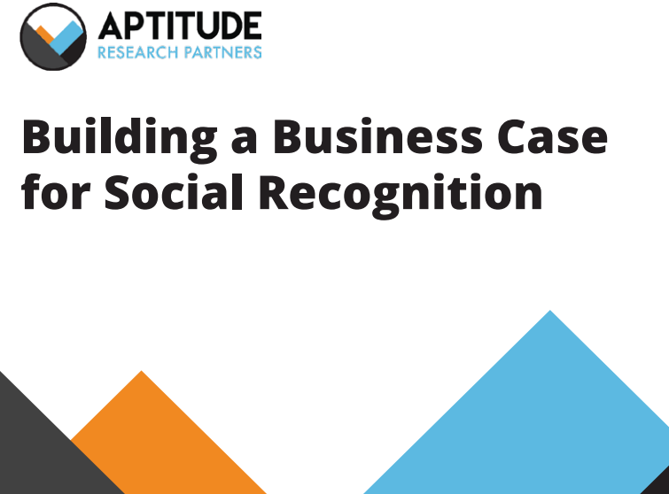 Building a Business Case for Social Recognition