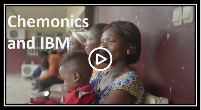 Chemonics and IBM
