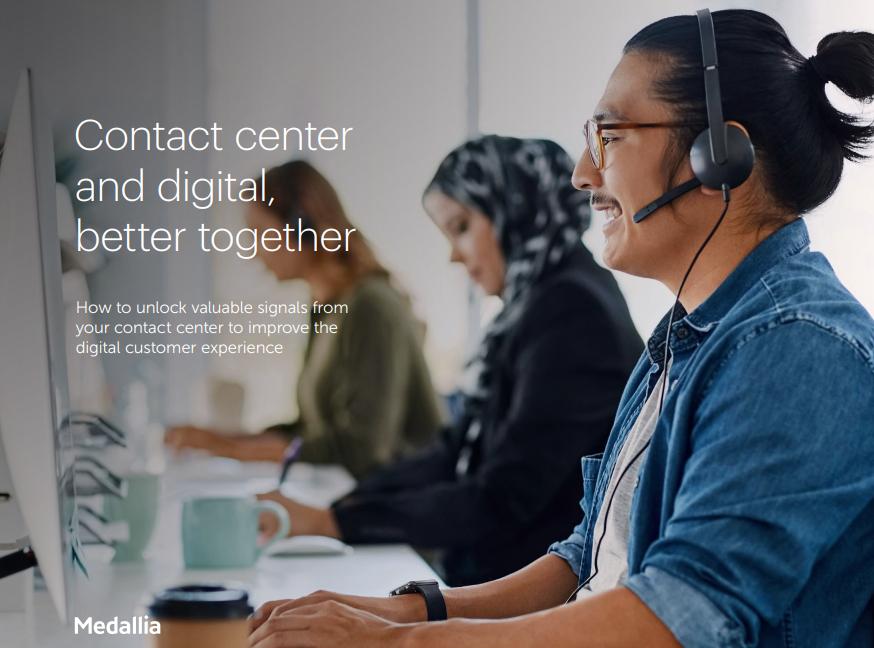Contact Centre x Digital eBook
