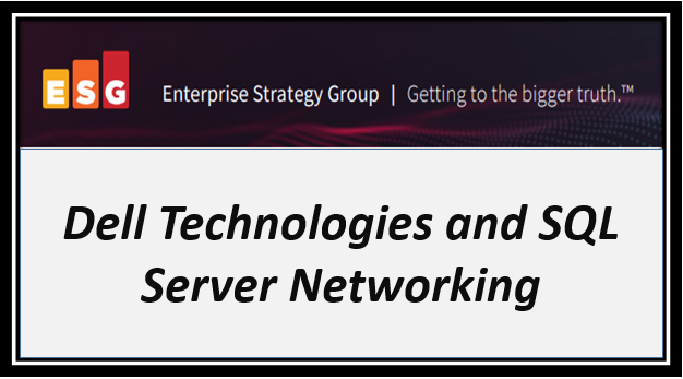 Dell Technologies and SQL Server Networking