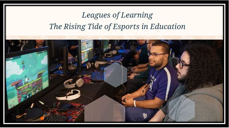 Esports in education explained