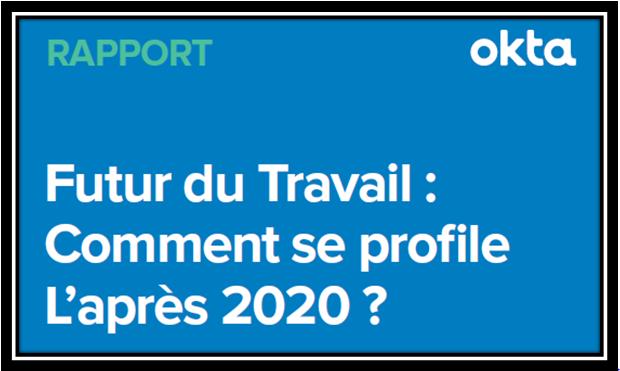 Futur du Travail Comment se profile Lapres 2020