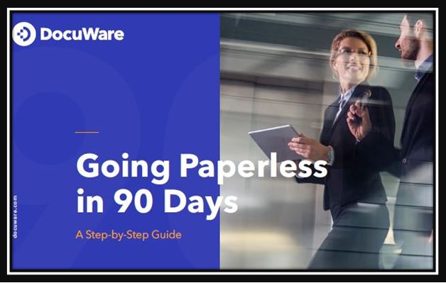 Home Office Enablement- Go Paperless Securely in Less Than 90 Days