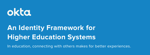 Identity Frameworks for Education Systems