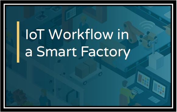 IoT Workflow in a Smart Factory