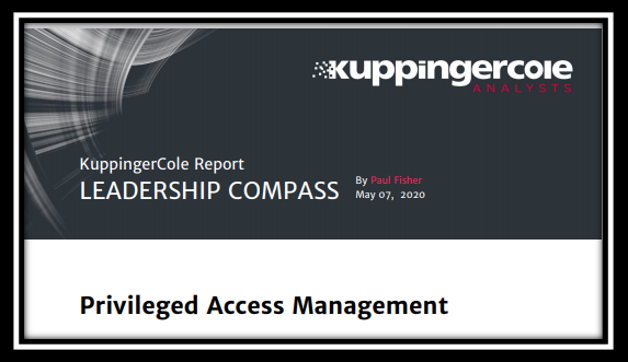 Leadership Compass Privileged Access Management