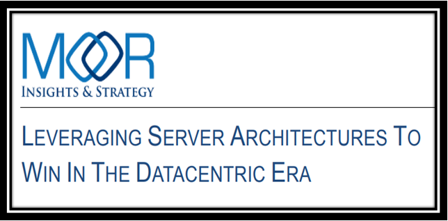 Leveraging Server Architectures to Win in the Datacentric Era
