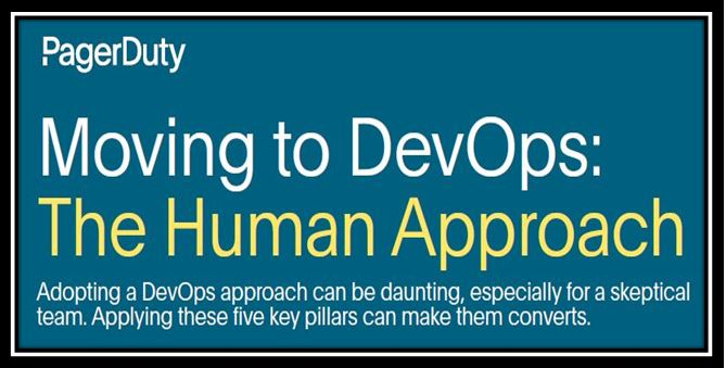 Moving to DevOps- The Human Approach