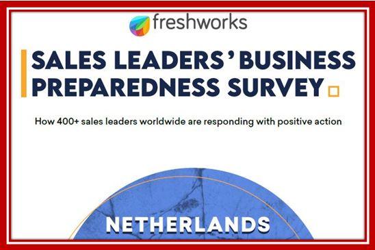 Netherlands Sales Leaders Business Preparedness Survey