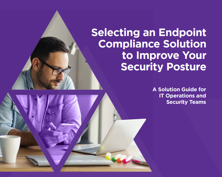 Selecting endpoint compliance solution