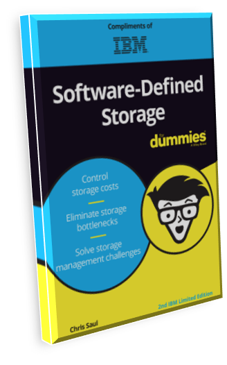 Software Defined Storage for Dummies