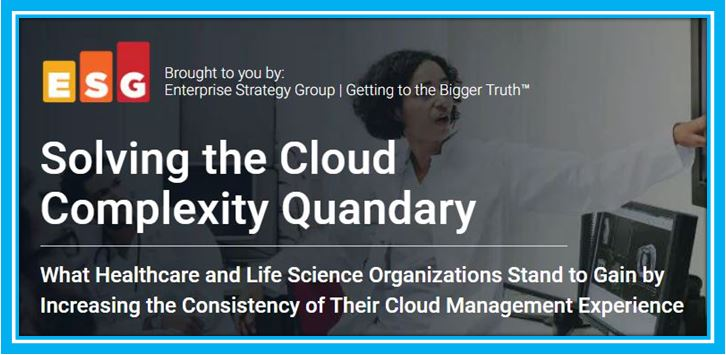 Solving the Cloud Complexity Program-Health Care and Life Sciences eBook