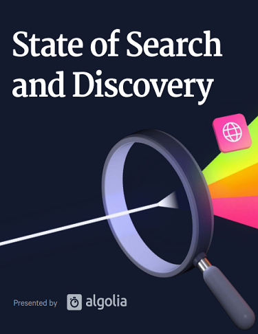 State of search and discovery
