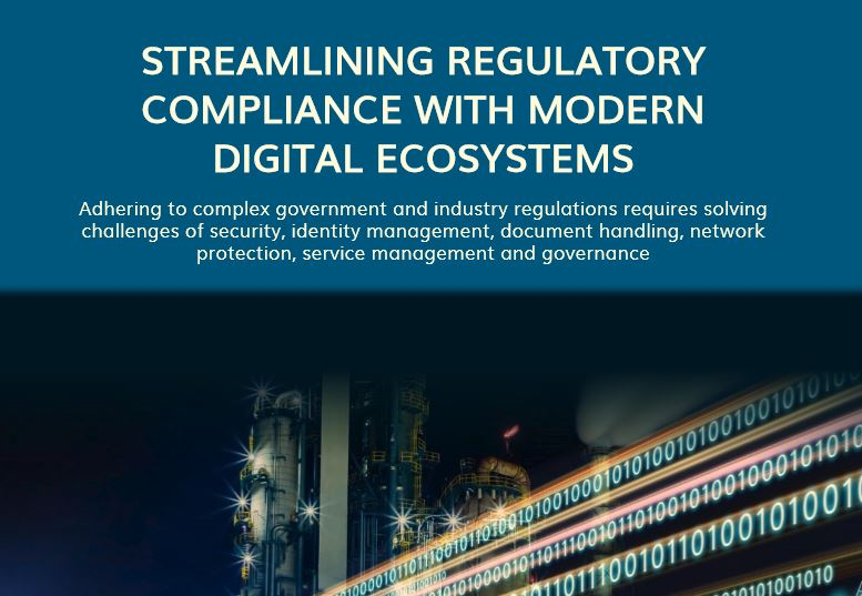 Streamlining Regulatory Compliance with Modern Digital Ecosystems