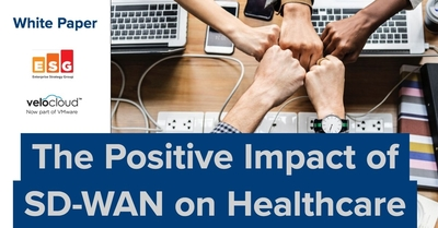 The Positive Impact of SD-WAN on Healthcare