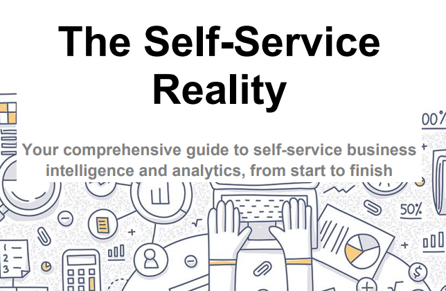 The Self Service Reality