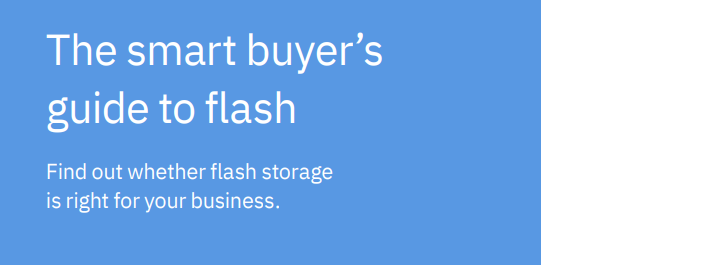 The Smart Buyers Guide to Flash