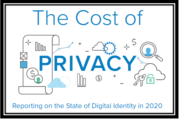The Cost of Privacy- Reporting on the State of Digital Identity in 2020