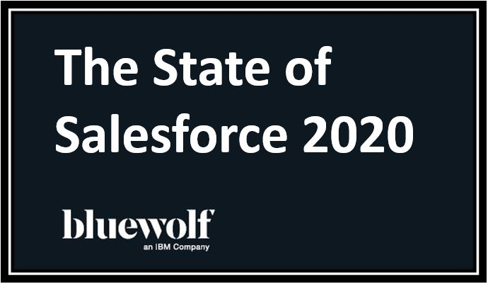 The State of Salesforce 2020