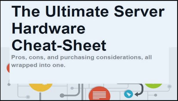 The Ultimate Server Hardware Cheat-Sheet