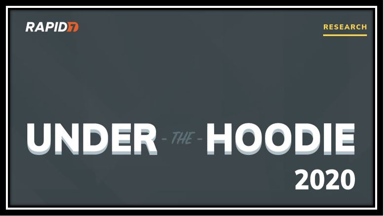 Under the Hoodie Report 2020 - TA