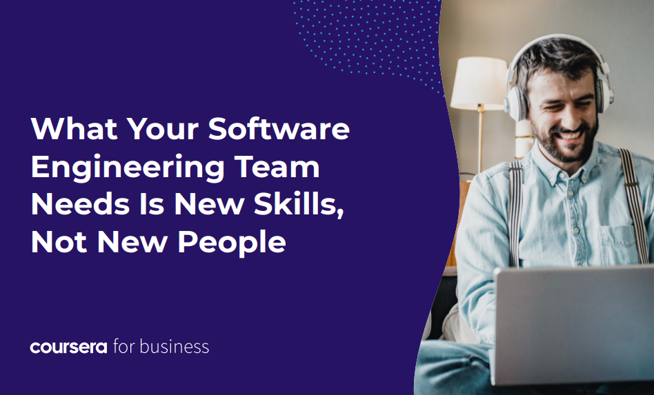 What Your Software Engineering Team Needs Is New Skills Not New People