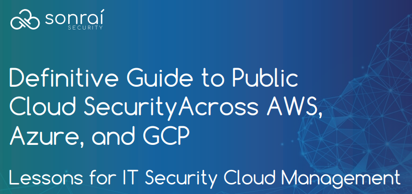 Comparing Security Capabilities of AWS Azure and GCP
