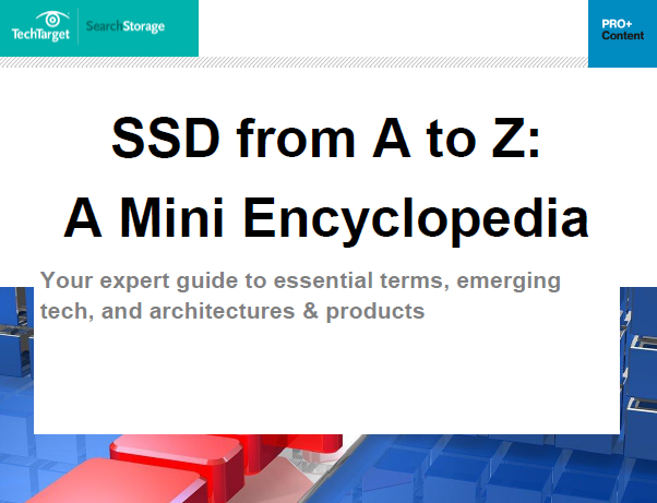 SSD from A to Z