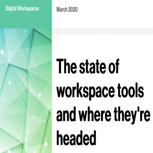 The State of Workspace Tools and Where Theyre Headed